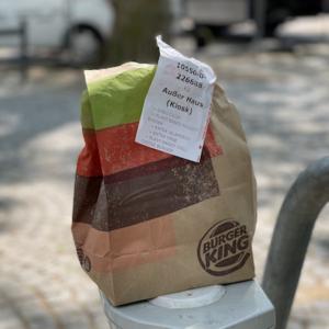 Plantbased burger king